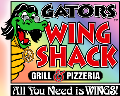 Gators Wing Shack | Best Chicken Wings | Hamburgers | Pizza